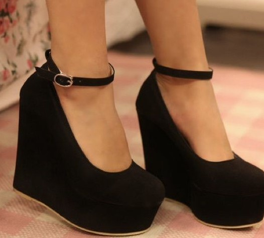 Where to Buy Black Wedge Shoes in Australia